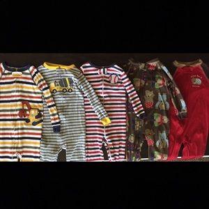 Other - 18-24 month footie pajama bundle